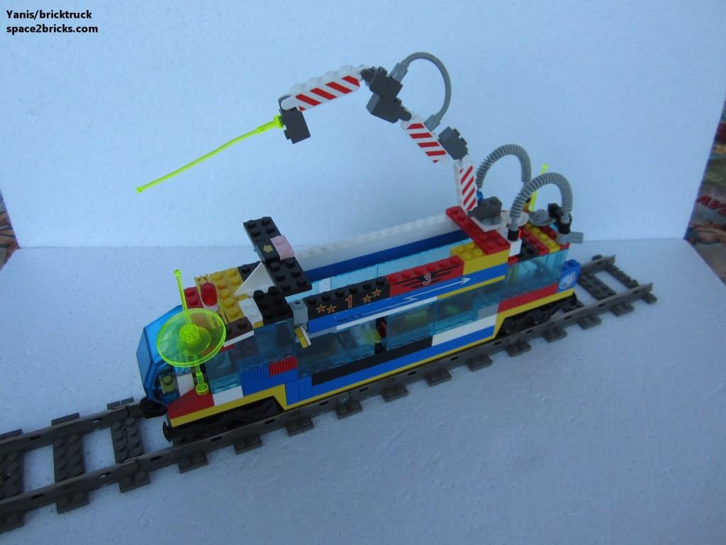 Train de l'espace p1