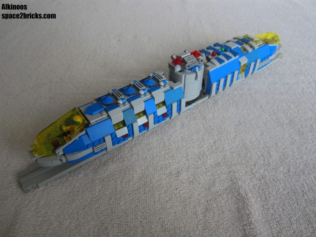 Monorail en entier