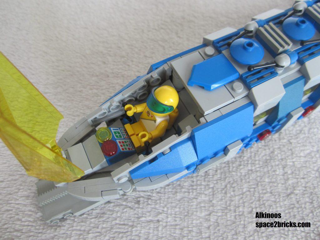 cockpit du morail