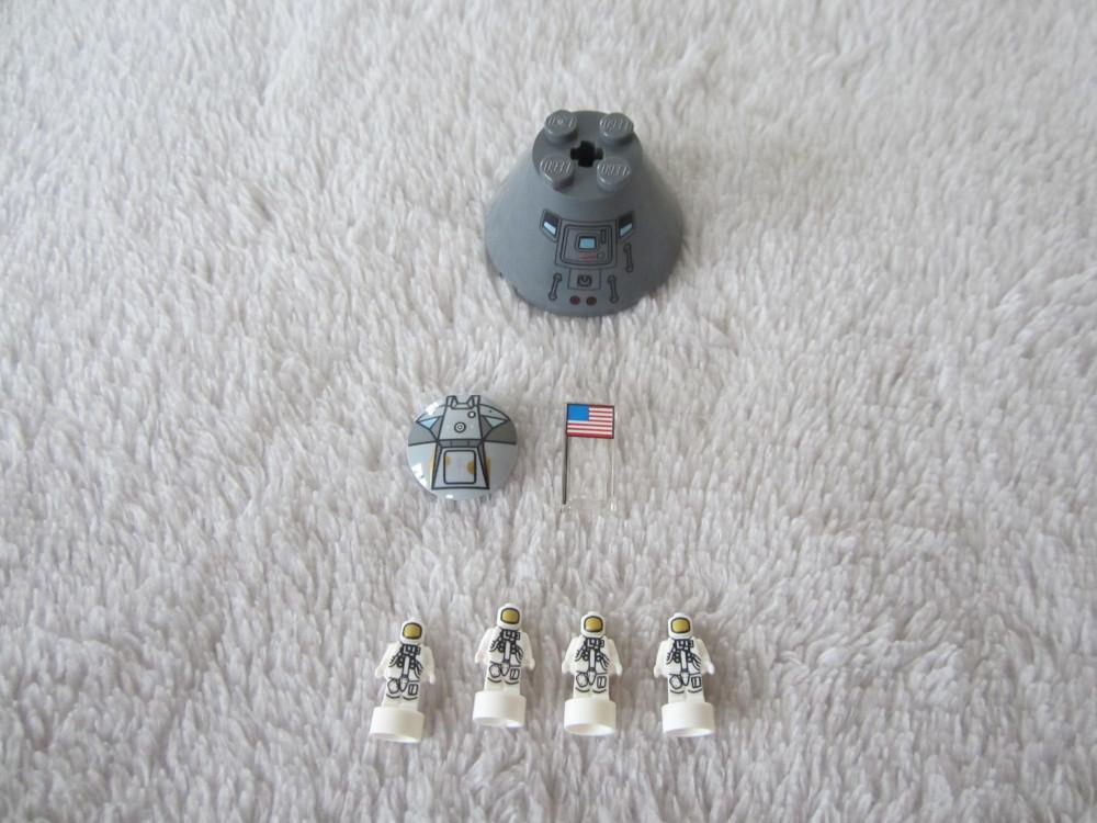 Lego Ideas 21309 : les pièces intéressantes.