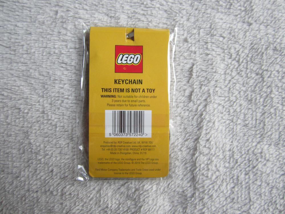 lego expert 10265 mustang Le porte-clé