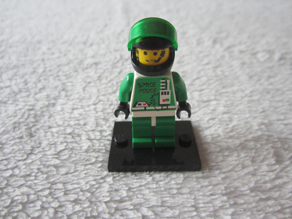 figurines lego Space Police 2