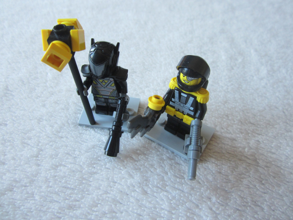 Lego Galactic Bounty Hunter